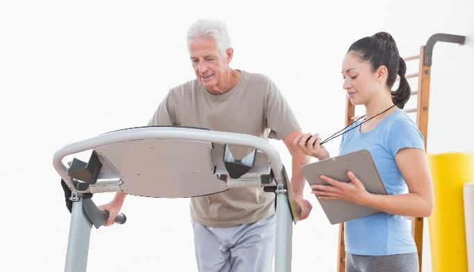 Efficacy of Online Pulmonary Rehabilitation for COPD Evaluated