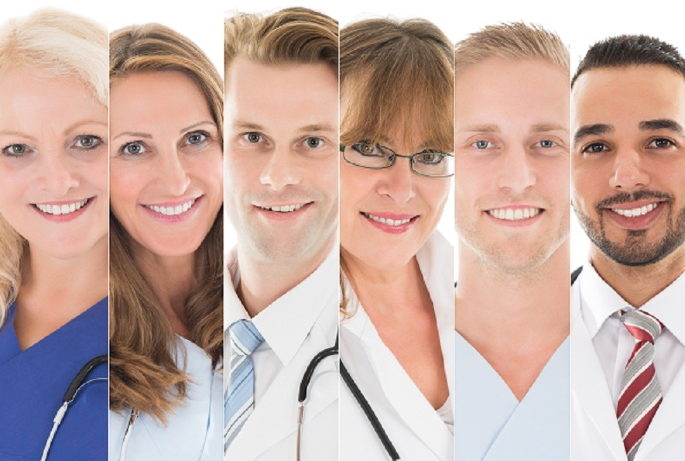 Professional, Educational Achievements of Male, Female Physician Spouses