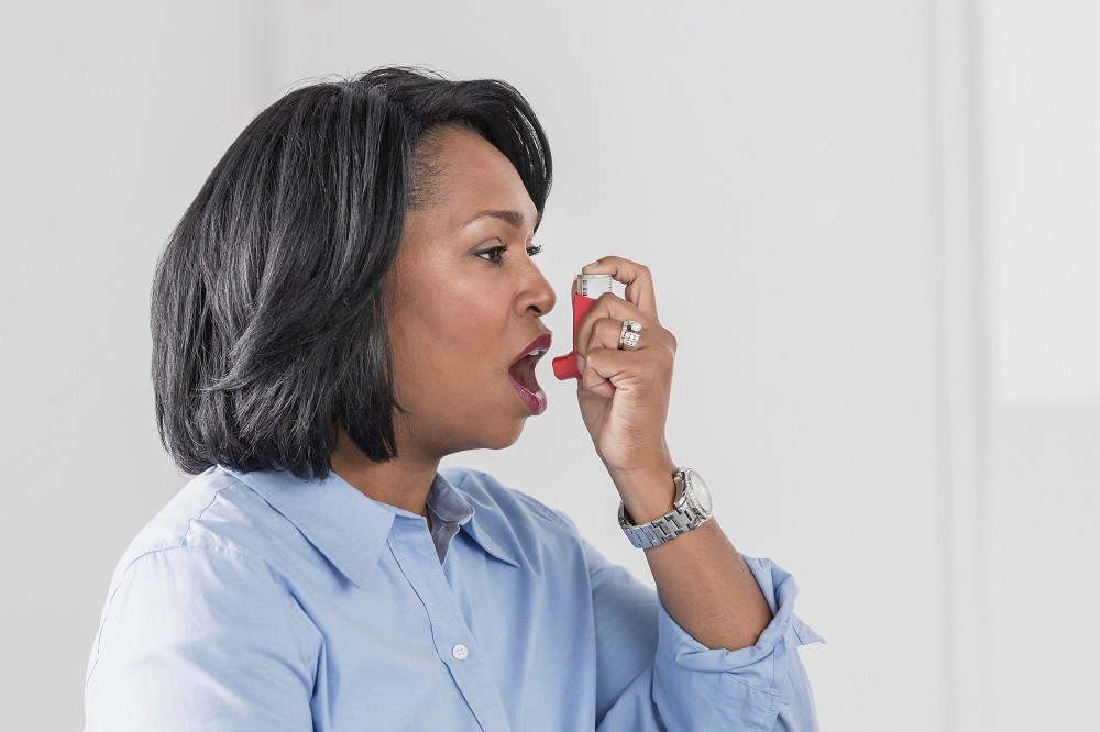Tezepelumab therapy in patients who used LABAs and inhaled glucocorticoids were more likely to experience lower rates of clinically significant asthma exacerbations.