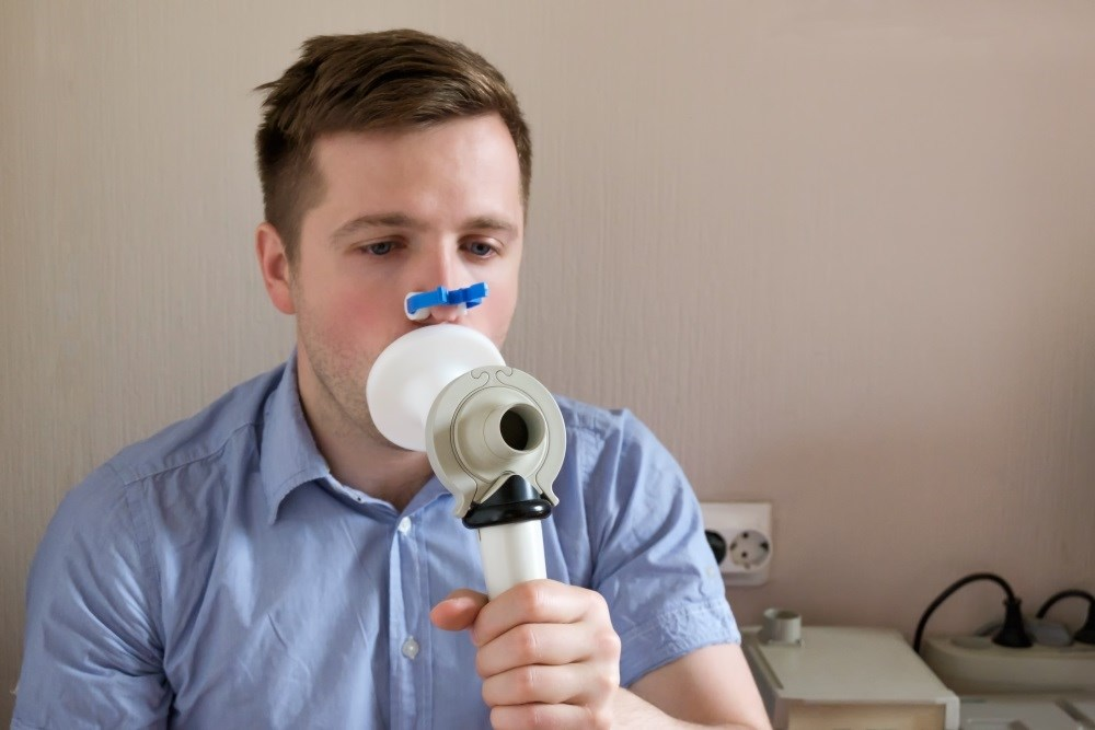 Patients with restrictive spirometry patterns should be monitored for possible arterial stiffness.