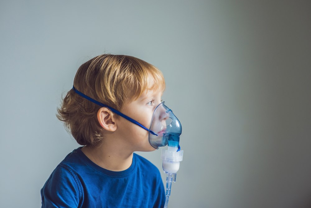 Effect of Human Rhinovirus Species on Pediatric Asthma Exacerbation Severity
