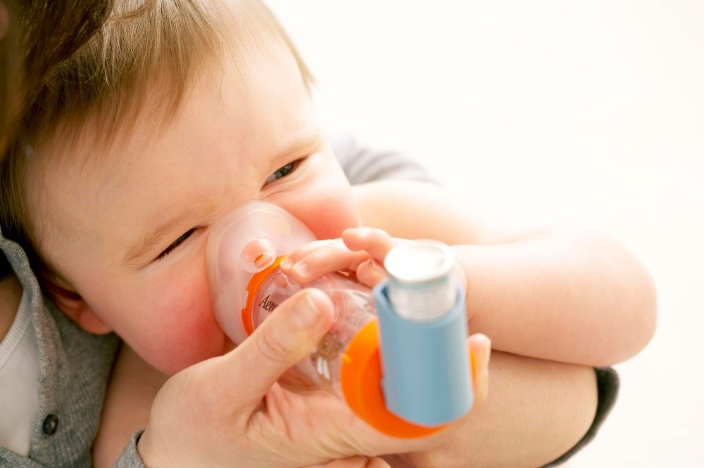 Montelukast Reduces Need for Rescue Medication in Young Children