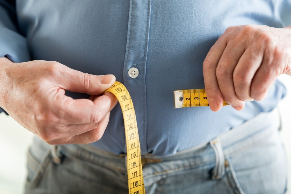 Central Obesity Not Predictive of Cardiovascular Events in Older Men