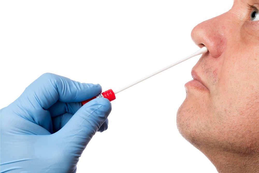 Sensitivity during testing was higher in use of midturbinate nasal swabs compared with the traditional nasal swabs.