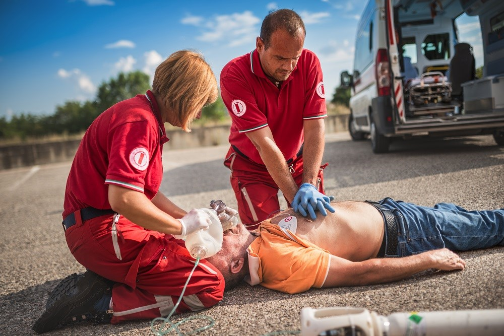 The investigators recommended that EMS providers perform CPR using the 30:2 compression-to-ventilation ratio.
