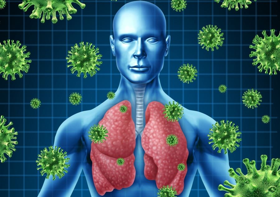 Diagnosing Bacterial Respiratory Tract Infections via Novel Mobile Spectrometer