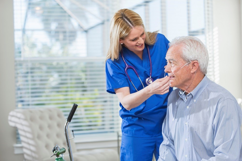 High-flow nasal cannula oxygen therapy for COPD has been shown to be effective in the acute setting.