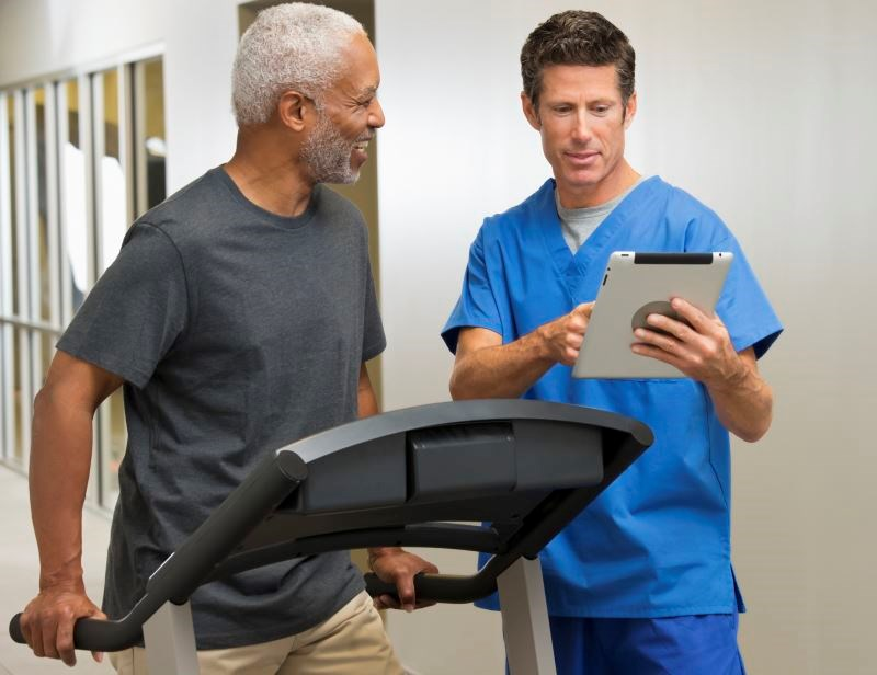 Monitoring Pulmonary Hemodynamic Changes in CTEPH With 6-Minute Walk Test