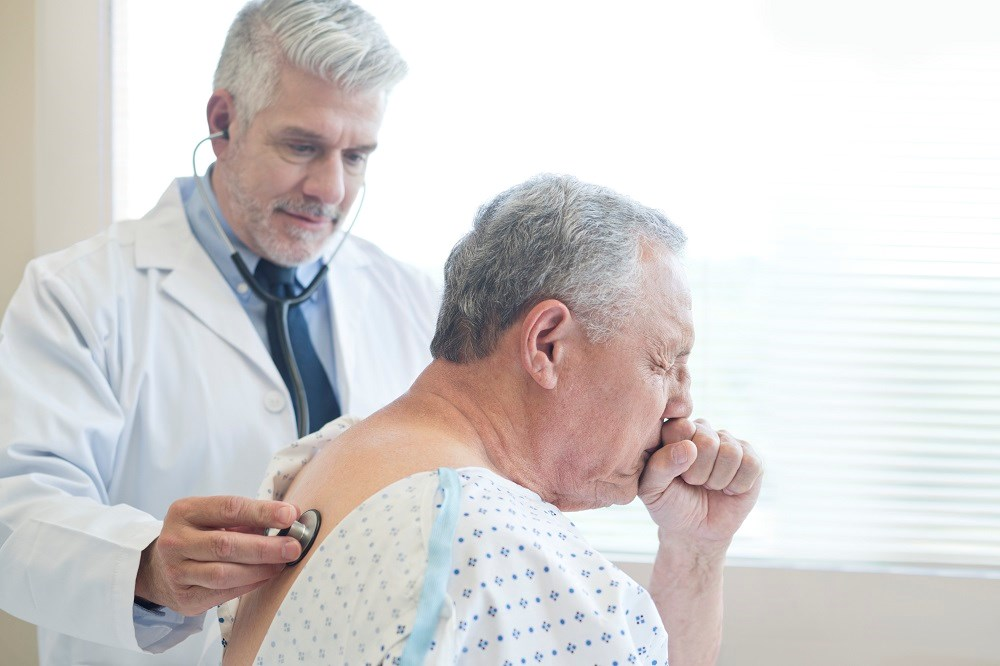 Cough in Lung Cancer Associated With Gastrointestinal Symptoms