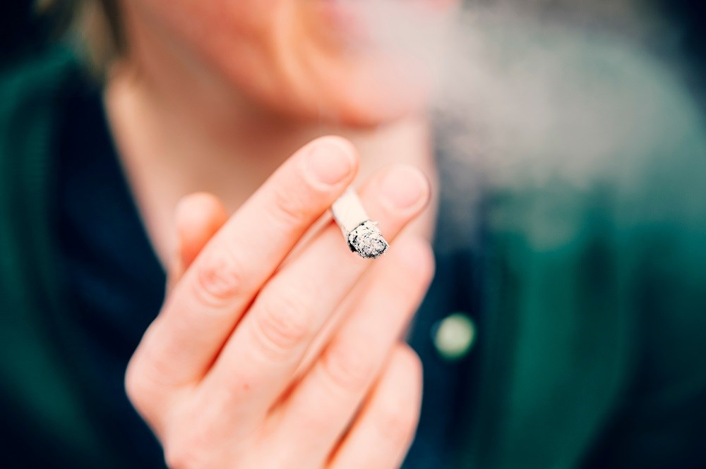 Perception of Negative Consequences Associated With Smoking