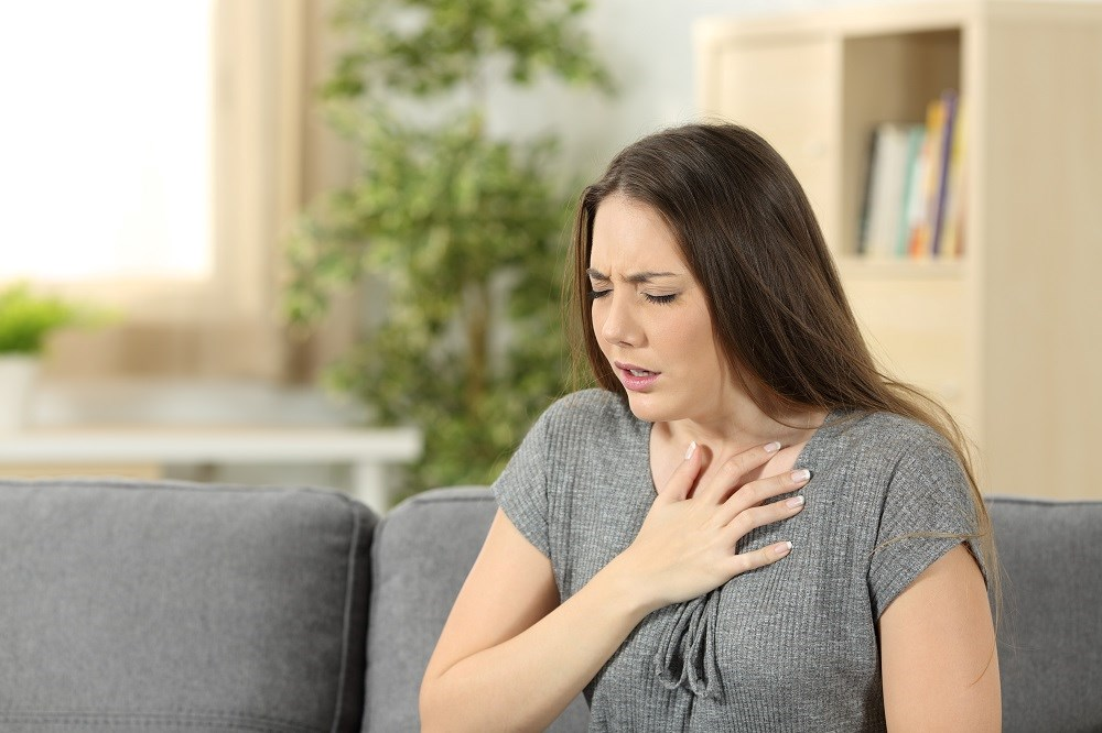Age-related declines in lung function were worse in individuals who complained of cough, phlegm, or wheezing.