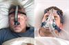 Obstructive Sleep Apnea: Effectiveness of Oronasal vs Nasal CPAP