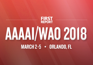 AAAAI/WAO Joint Congress 2018: What to Expect