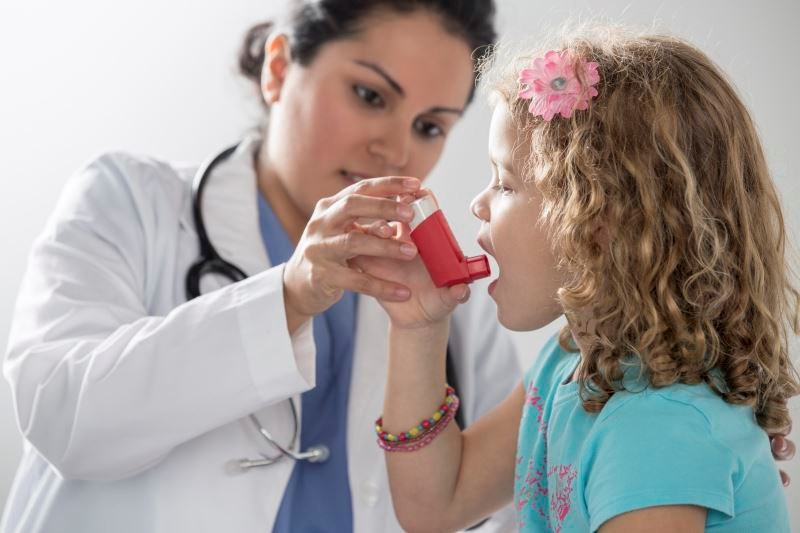 Respiratory Syncytial Virus Prevention and Asthma in Preterm Infants