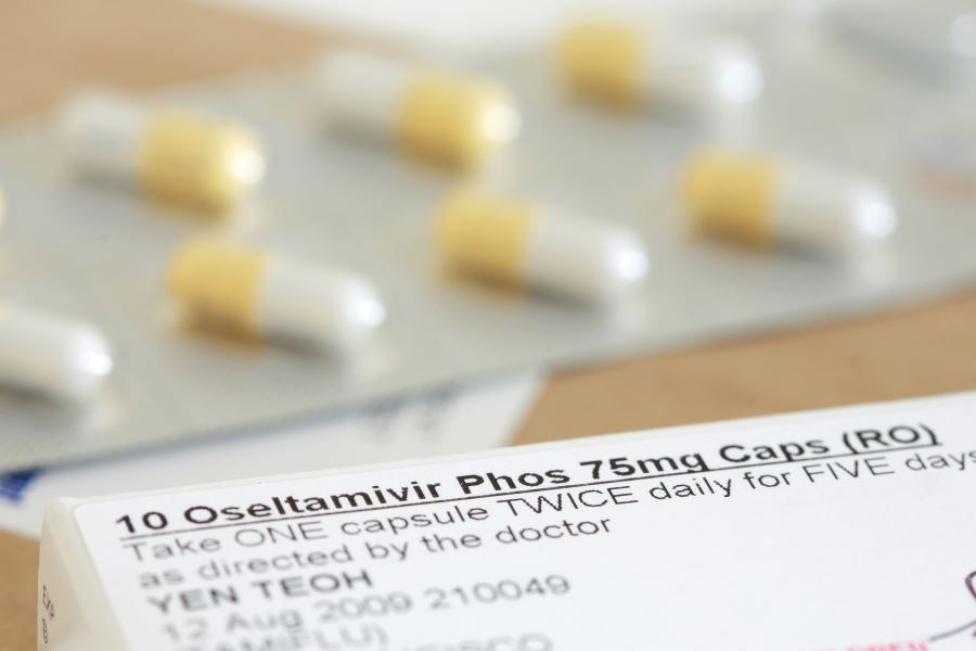 Suicide Risk Not Increased With Oseltamivir in Pediatric Patients