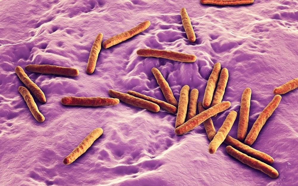 Tuberculosis risk was greater in patients with COPD than in those with asthma.