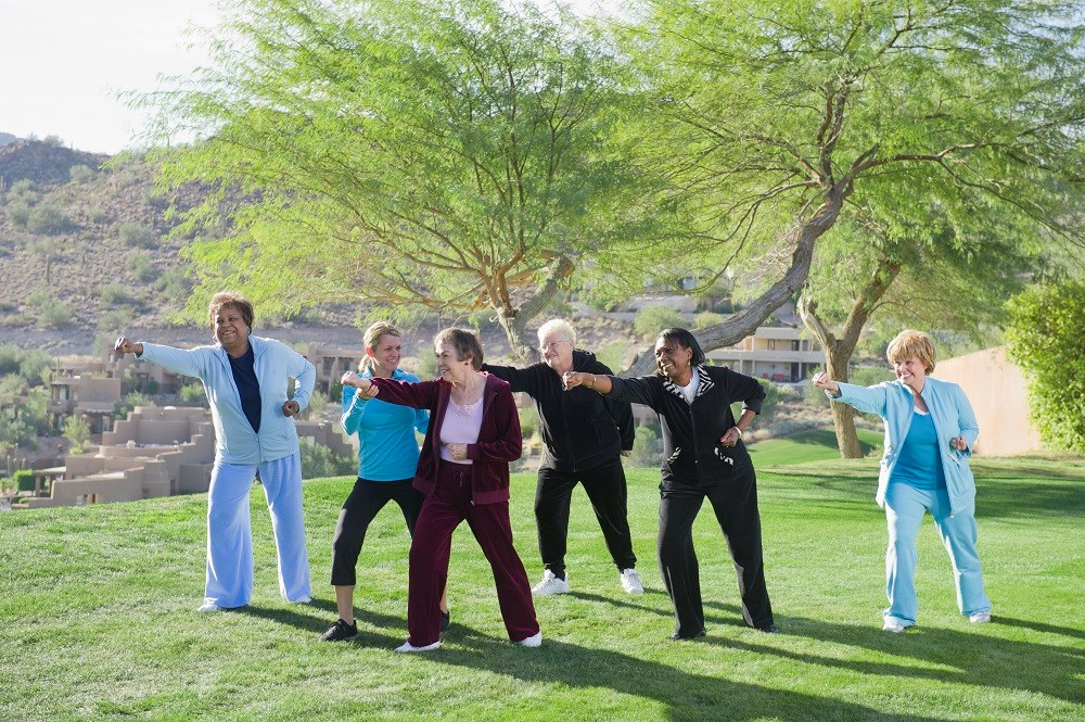 Tai Chi Helps Improve Respiratory Function in COPD