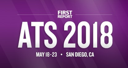 This is the 114th year of the ATS conference, which focuses on pulmonary, critical care, and sleep medicine research.