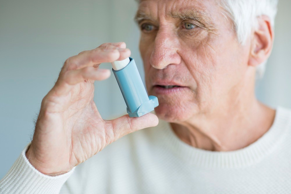 Triple Therapy Tied to Reduced Rate of COPD Exacerbations