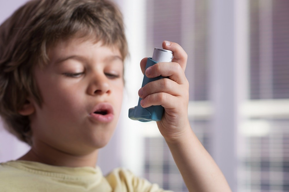 Children who are overweight or obese have an increased risk for asthma.