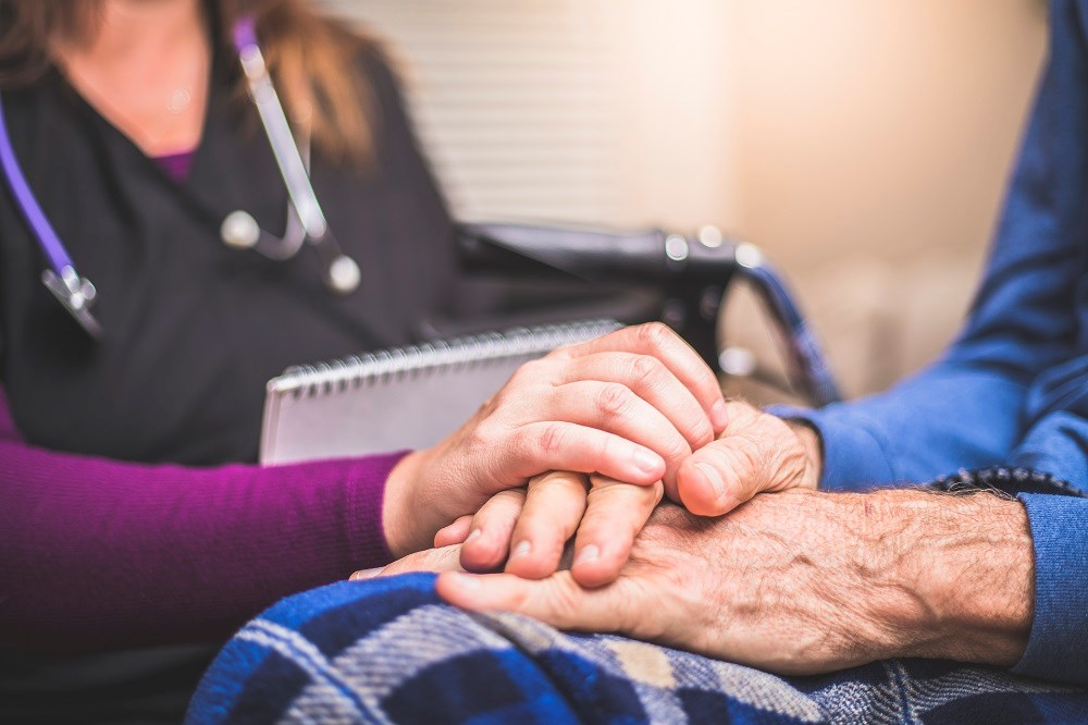 """The term """"comfort care"""" has generally become synonymous with end-of-life care in today's healthcare environment."""