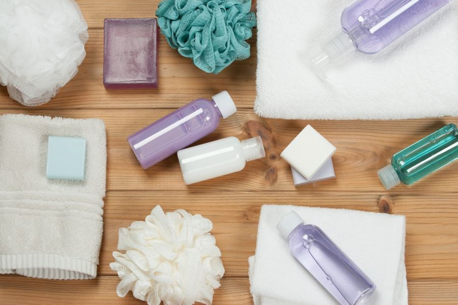 Shower Cream, Body Lotion Combo Improves Atopic Dry Skin