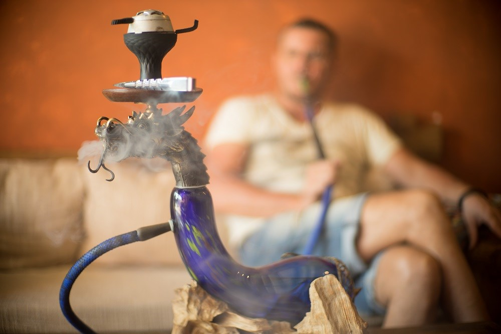 More Than Half of Young Adult Smoke Volume Exposure Is From Hookahs