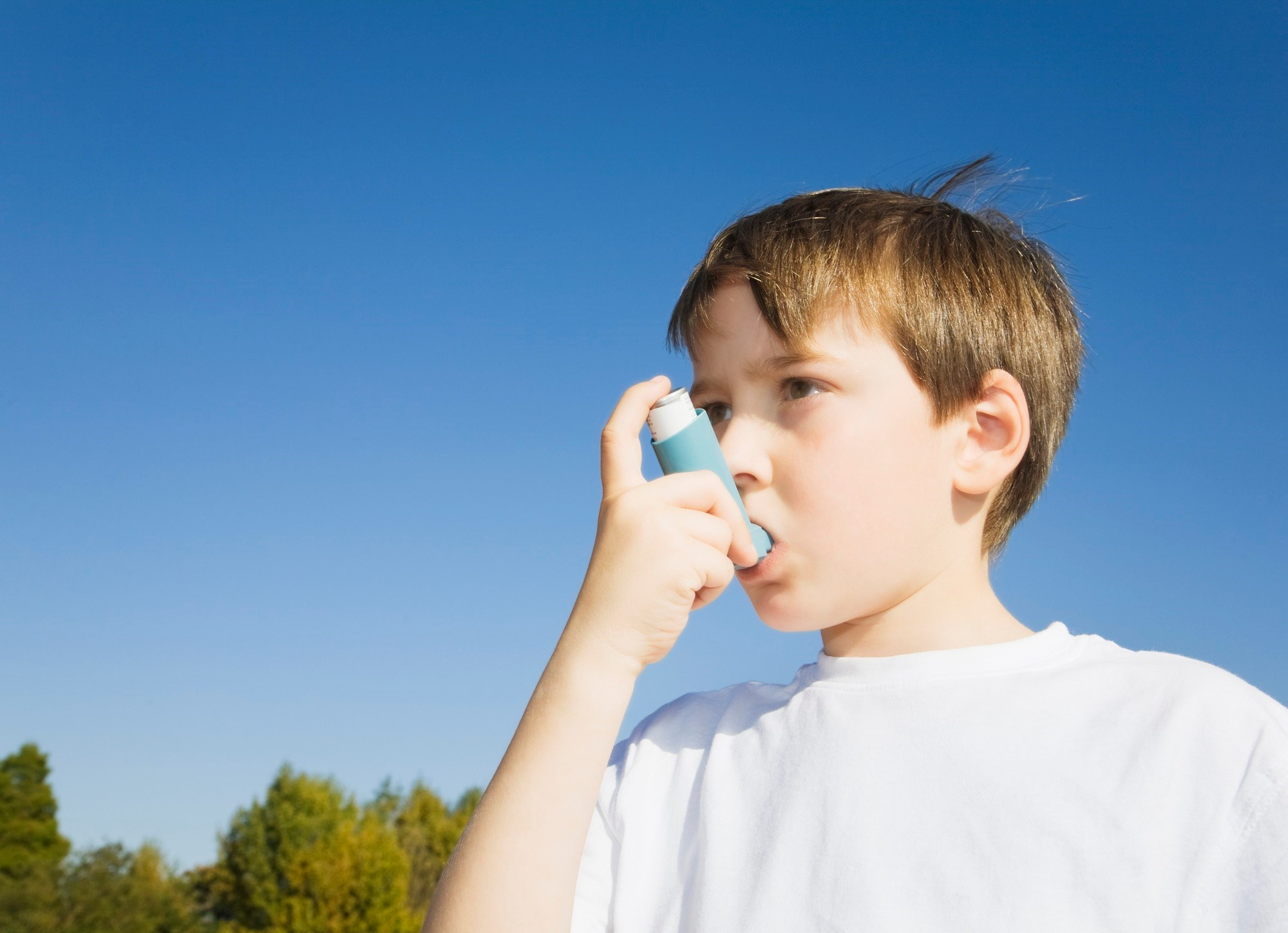 Small Airway Function in Children With Mild to Moderate Asthma