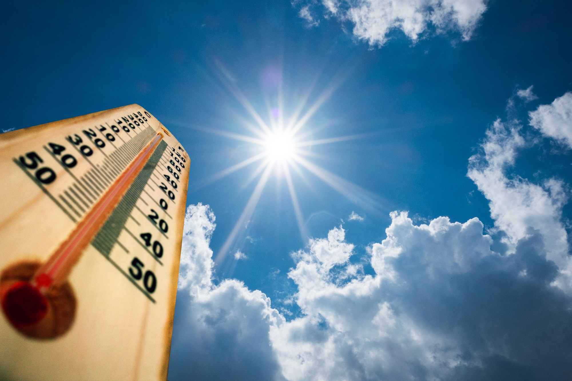 NIH Warns of Increased Risk for Heat-Related Illness in Seniors