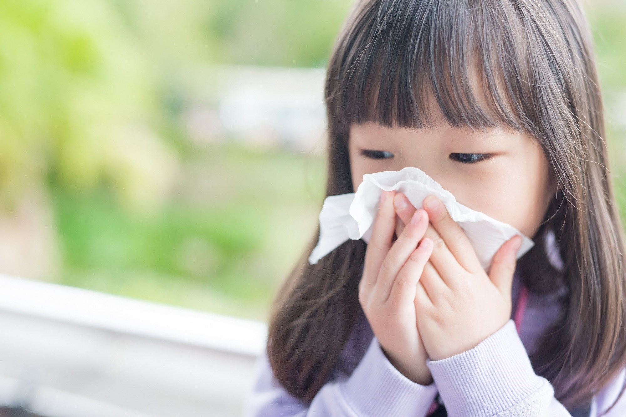 Allergy, But Not Asthma, Risk Increased in Children of East Asian Descent