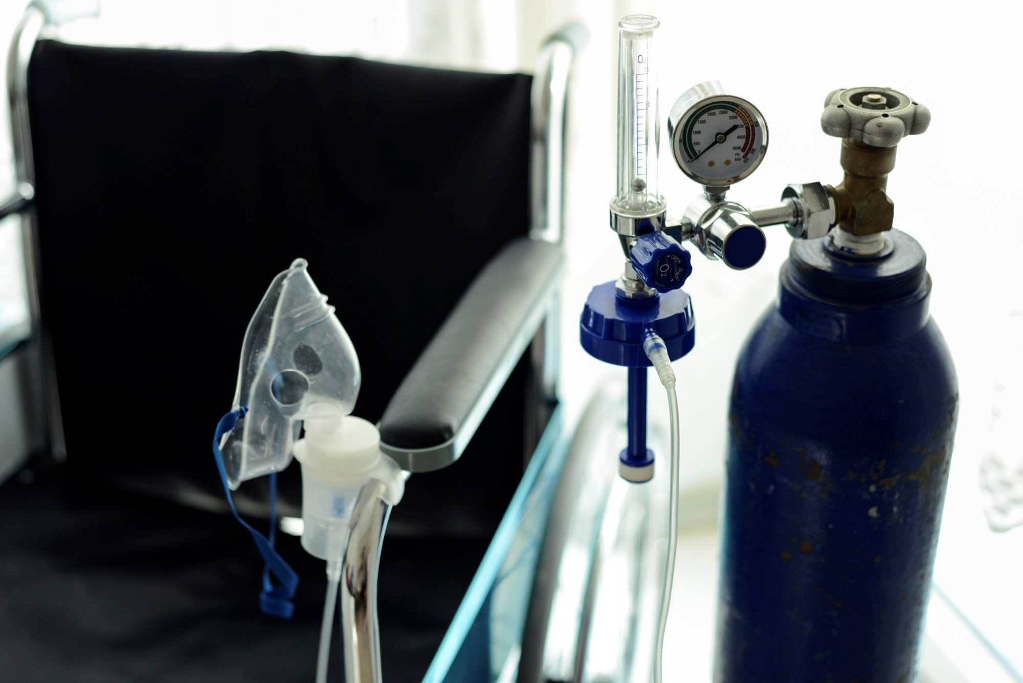 Ambulatory Oxygen Improves Interstitial Lung Disease Quality of Life