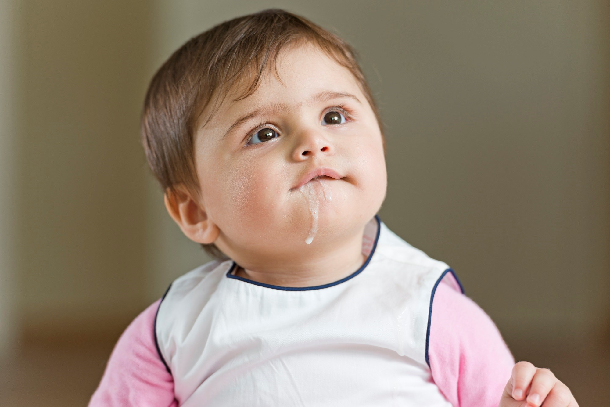 The most prevalent pulmonary symptom in infants who had GERD was cough.