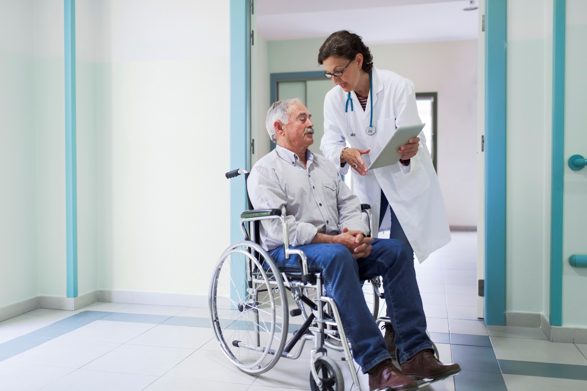 Hospital Readmissions Reduced for COPD With Discharge Care Bundle