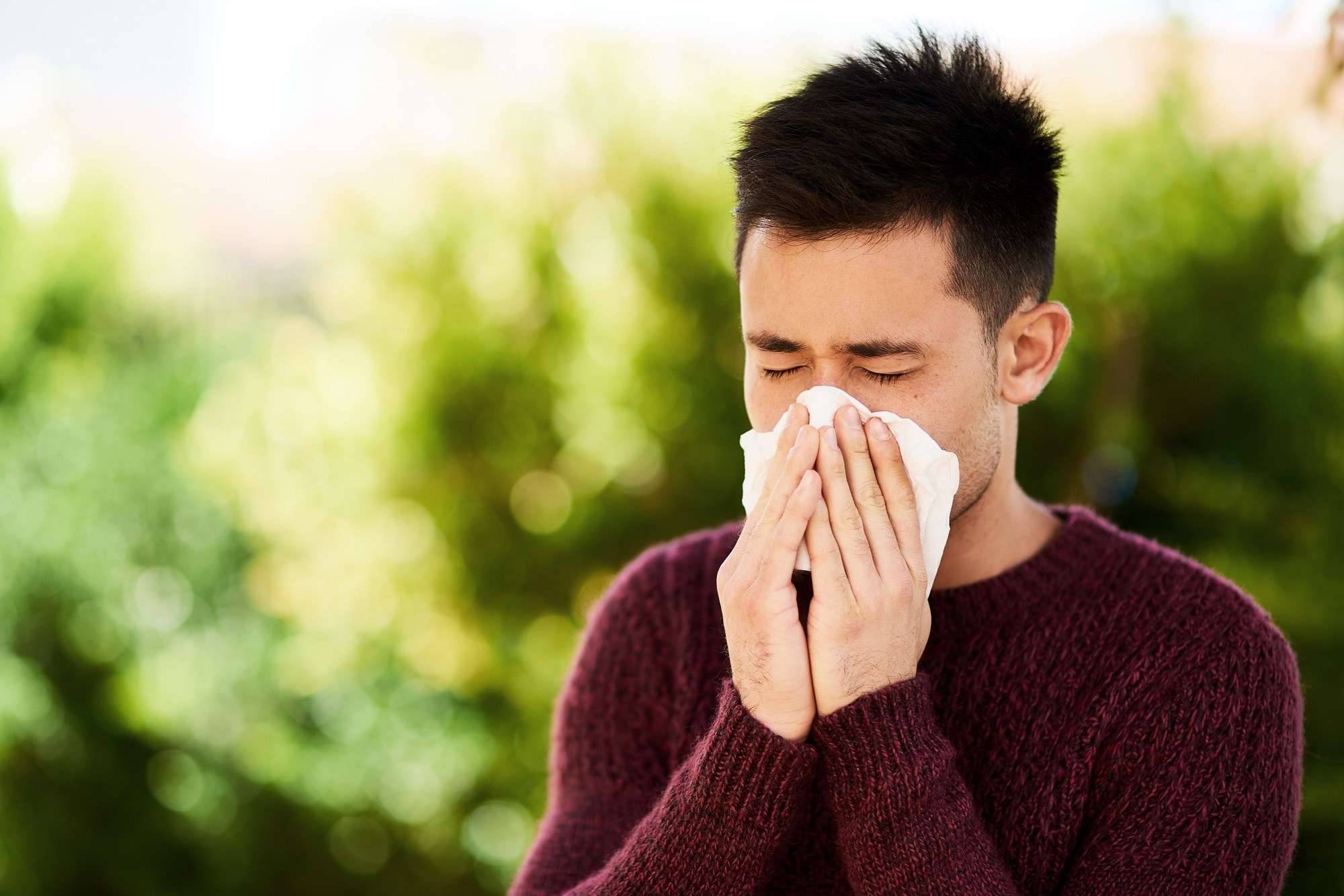 GSP301 Nasal Spray Improves QoL Seasonal Allergic Rhinitis