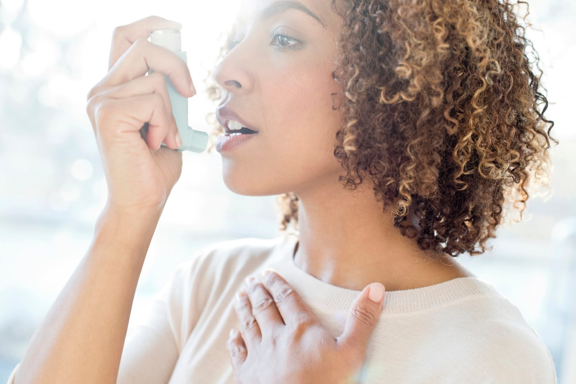Benralizumab Reduces Rescue Medication Use in Severe Eosinophilic Asthma