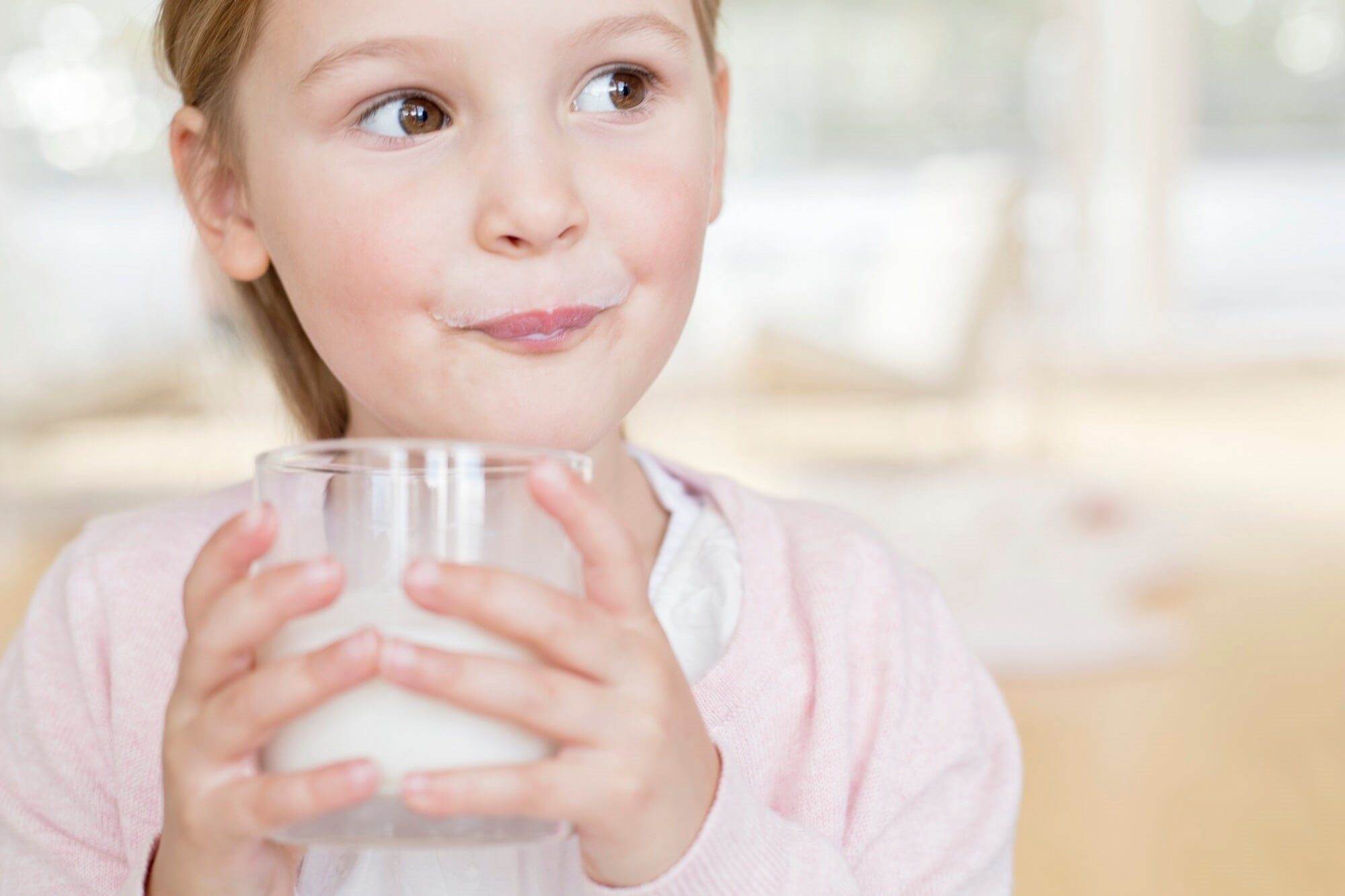 Almost 2% of Children Have Milk Allergy