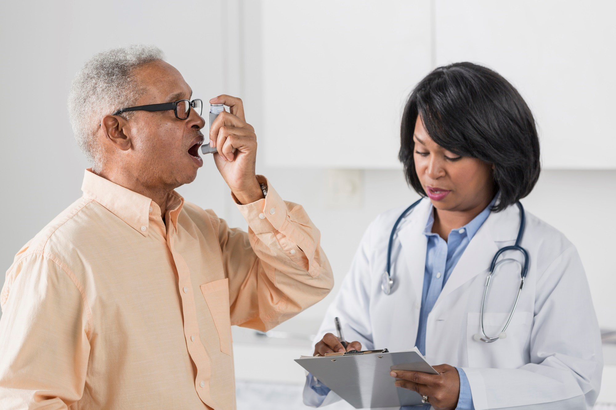 Symptom Free Days Questionnaire Lacks Reliability in Black Asthma Patients