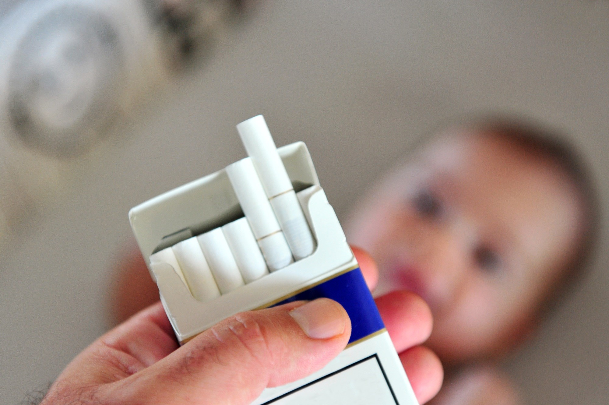 Smoke Exposure High in Low-Income, Nonurban Infants